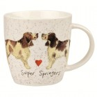 "Cana Alex Clark Delightful Dogs ""Super Springers"" 400ml, Churchill"