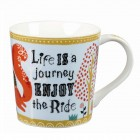 "Cana Bramble & Rocket ""Life is a journey, ENJOY the Ride"" 360ml, Churchill"