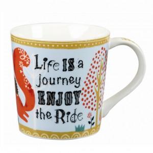 "Cana Bramble & Rocket ""Life is a journey, ENJOY the Ride"" 360ml, Churchill"
