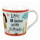 "Cana Bramble & Rocket ""Life is better with Friends"" 360ml, Churchill"