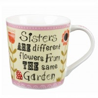 "Cana Bramble & Rocket ""Sisters ARE different flowers from THE same Garden"" 360ml, Churchill"