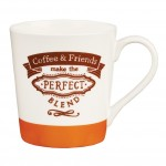 "Cana Chasing Rainbows ""Coffee and Friends make the PERFECT blend"" 300ml, Churchill"