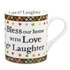 "Cana Julie Dodsworth ""Bless our Home"" 340ml, Churchill"