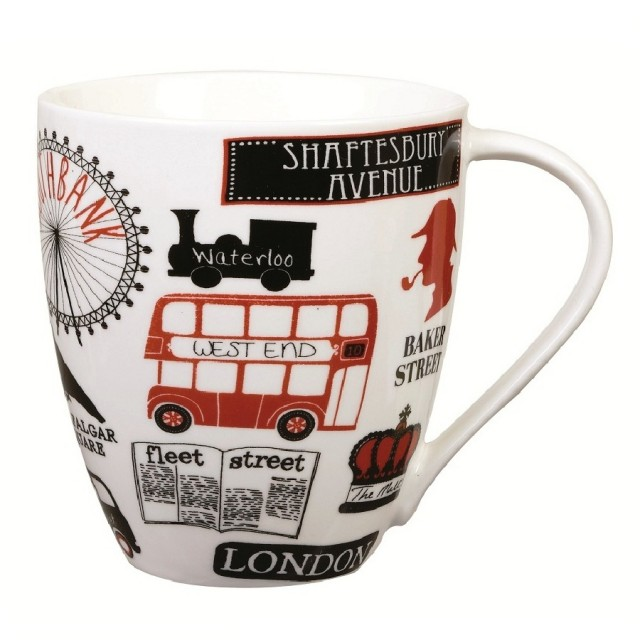 "Cana James Sadler ""London Life"" 500ml, Churchill"
