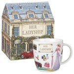 "Cana At Your Leisure ""Her Ladyship"" 400ml in cutie cadou, Churchill"