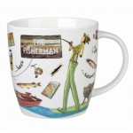 "Cana At Your Leisure ""The Fisherman"" 400ml in cutie cadou, Churchill"