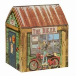 """Cana At Your Leisure """"The Biker"""" 400ml in cutie cadou, Churchill"""