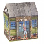 "Cana At Your Leisure ""The Footballer"" 400ml in cutie cadou, Churchill"