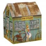"Cana At Your Leisure ""The Cyclist"" 400ml in cutie cadou, Churchill"