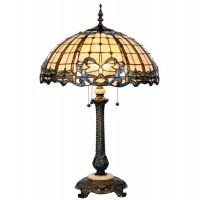 Lampa Tiffany, 50x80 cm, 2 x E27 / Max 60W, Clayre & Eef