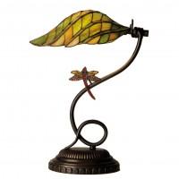 Lampa Tiffany, 34x45 cm, 1 x E14 / Max 60 W, Clayre & Eef
