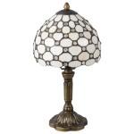 Lampa Tiffany, 20x38 cm, E14 / Max. 40 W, Clayre & Eef