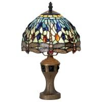 Lampa Tiffany, 21x33 cm, 1 x E14 / Max 40W, Clayre & Eef