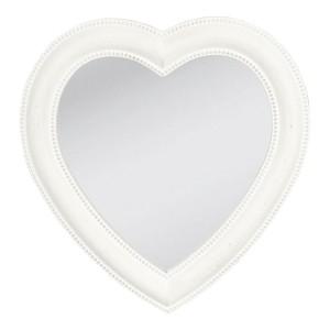 """Oglinda """"White Heart"""", Clayre & Eef"""
