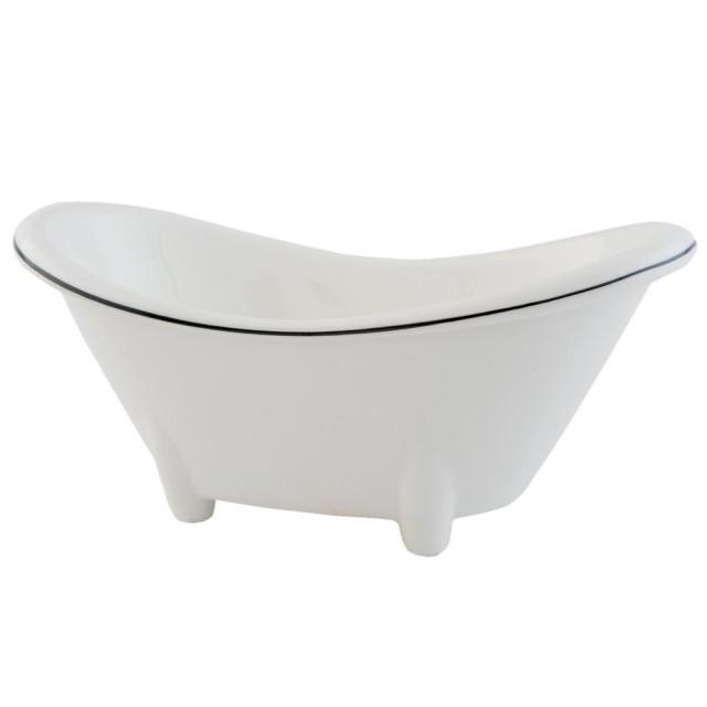 """Savoniera """"Bathtub"""", Clayre & Eef"""