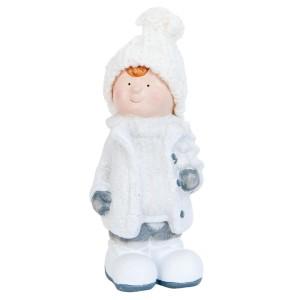 Decoratiune Winter Boy, Clayre & Eef