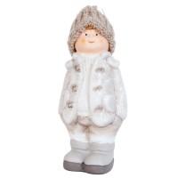 """Decoratiune """"Winter Boy"""", Clayre & Eef"""