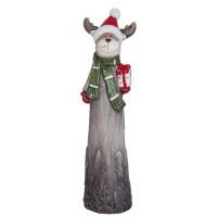 "Figurina ""Christmas Reindeer"", Clayre & Eef"