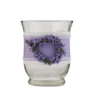"Suport lumanare votive ""Wonderful Liliac"""