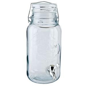 Borcan pentru depozitare cu robinet 3.6 L, Clayre & Eef