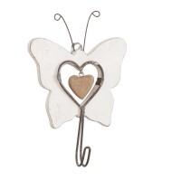 "Cuier ""Butterfly"", Clayre & Eef"