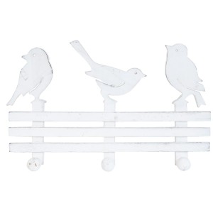 """Cuier """"White Birds"""", Clayre & Eef"""