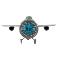 """Ceas """"Sinclair Aircraft"""" 37*22*19 cm, Clayre & Eef"""