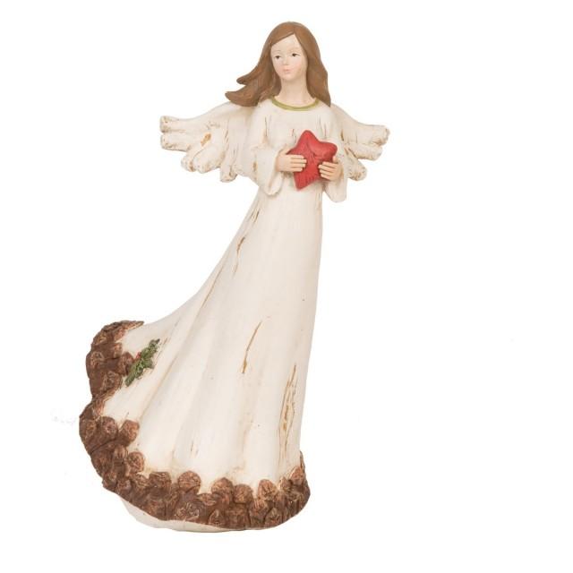 """Decoratiune """"Angel"""", Clayre & Eef"""