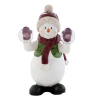 "Figurina decorativa ""Snowman"", Clayre & Eef"