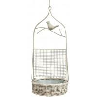 """Accesoriu pentru pasari """"Bird Cage"""", Clayre & Eef"""