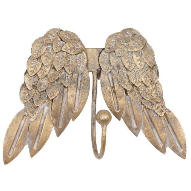 """Cuier """"Golden Wings"""", Clayre & Eef"""