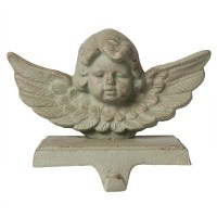 "Decoratiune cu agatatoare pentru semineu ""Angel"", Clayre & Eef"