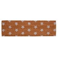 "Covoras de intrare ""Stars"" 75x22 cm, Clayre & Eef"