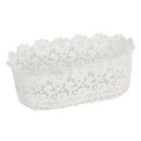 "Cosulet ""White Lace"", Clayre & Eef"
