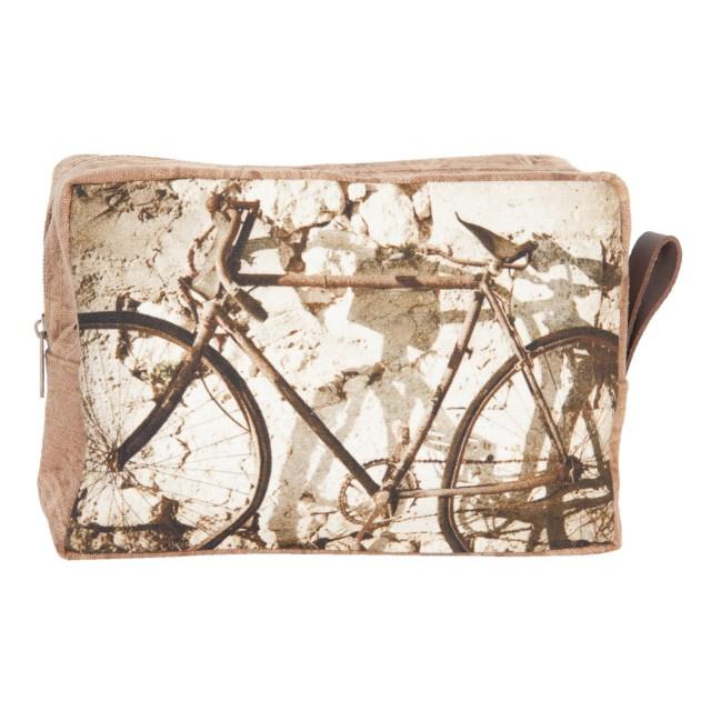 Geanta pentru cosmetice Old Bike, Clayre & Eef
