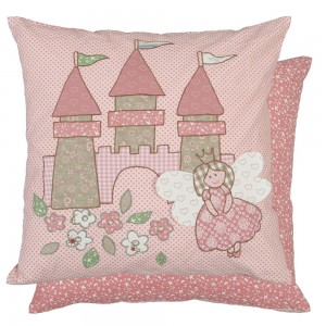 "Fata de perna ""Fairy tale"" 50*50 cm, Clayre & Eef"