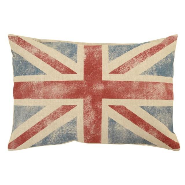 """Fata de perna """"I love England"""" 35*50 cm, Clayre & Eef"""