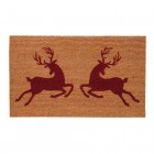 """Covoras de intrare """"Hello Deer"""" 75x45 cm, Clayre & Eef"""