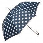 "Umbrella ""Hazel Navy"" Ø 98*55cm, Clayre & Eef"