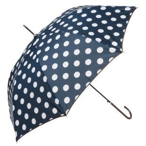 "Umbrella ""Hazel Navy"" Ø 98*55cm, Clayre & Eef"