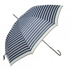 "Umbrella ""Adelaide Blue"" Ø 98*55cm, Clayre & Eef"