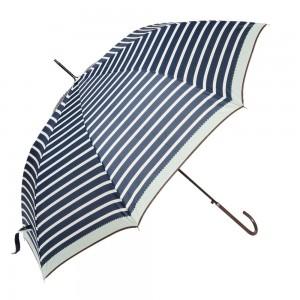 """Umbrella """"Adelaide Blue"""" Ø 98*55cm, Clayre & Eef"""