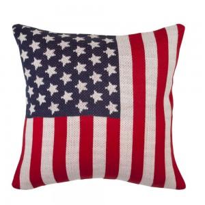"""Perna decorativa """"American Dream"""" 50*50 cm, Clayre & Eef"""