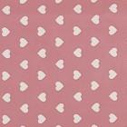 "Fata de masa plastic ""Lovely Hearts"" 140*275 cm, Clayre & Eef"