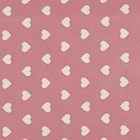 "Fata de masa plastic ""Lovely Hearts"" 140*200 cm, Clayre & Eef"