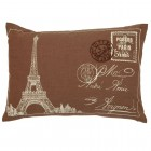 "Perna decorativa ""Paris in Love"" 35*50 cm, Clayre & Eef"