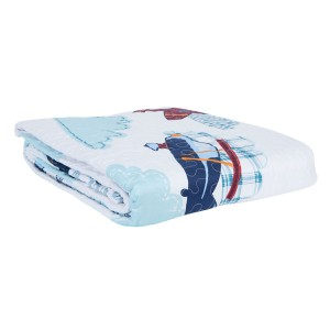Cuvertura de pat pentru copii 180*260 cm, Clayre & Eef
