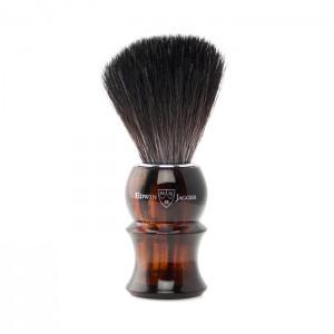 Pamatuf sintetic pentru barbierit Horn Sculpture, Edwin Jagger