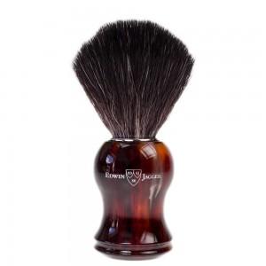 Pamatuf sintetic pentru barbierit Black&Horn, Edwin Jagger