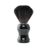 Pamatuf sintetic pentru barbierit Black&Ebony, Edwin Jagger